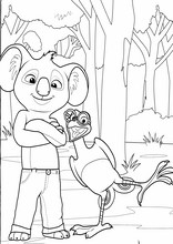 Blinky Bill. Billy il koala29