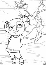 Blinky Bill. Billy il koala30