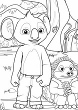 Blinky Bill. Billy il koala4