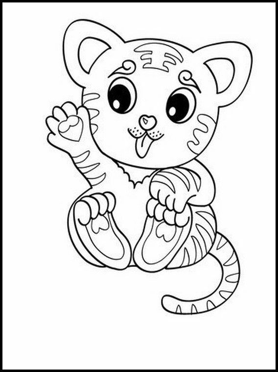 Daniel Tiger Da Colorare 9