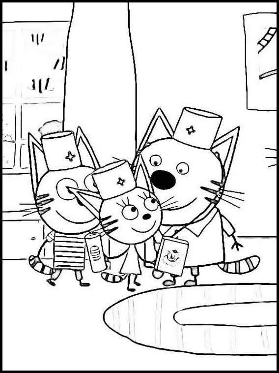 Disegni Da Colorare Kid E Cats 3